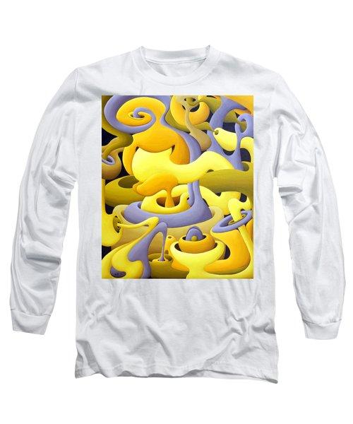 Tawny Transference Of Mojo Long Sleeve T-Shirt