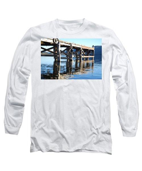 Te Anau Pier Long Sleeve T-Shirt