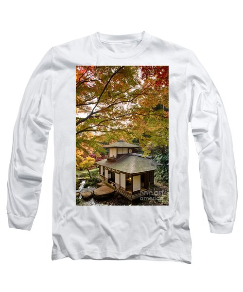 Tea Ceremony Room Long Sleeve T-Shirt