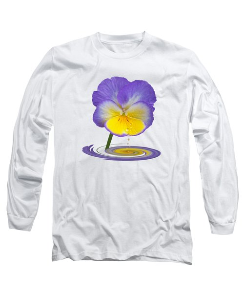 Tears Of Wonder Long Sleeve T-Shirt