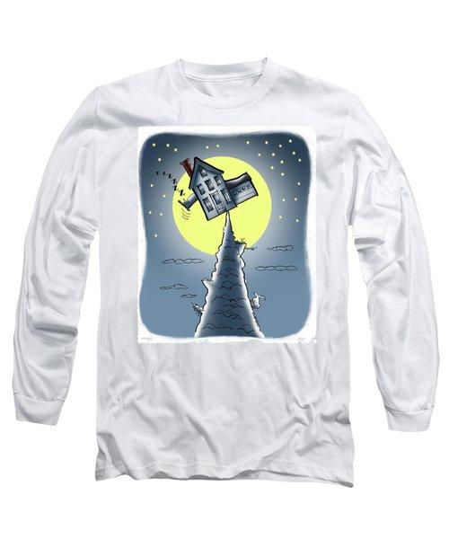 Teeter House Long Sleeve T-Shirt