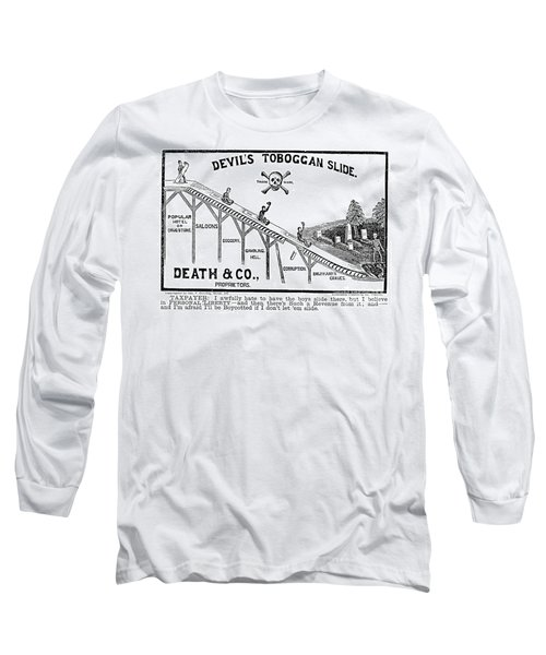 Temperance Movement 1887 Long Sleeve T-Shirt