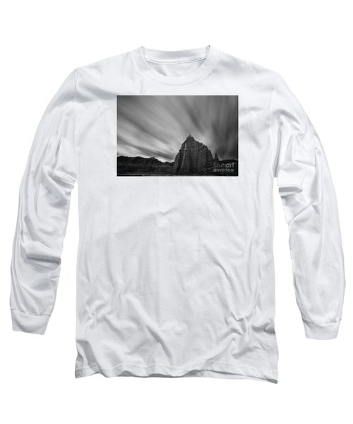 Temple Of The Sun Long Sleeve T-Shirt by Keith Kapple