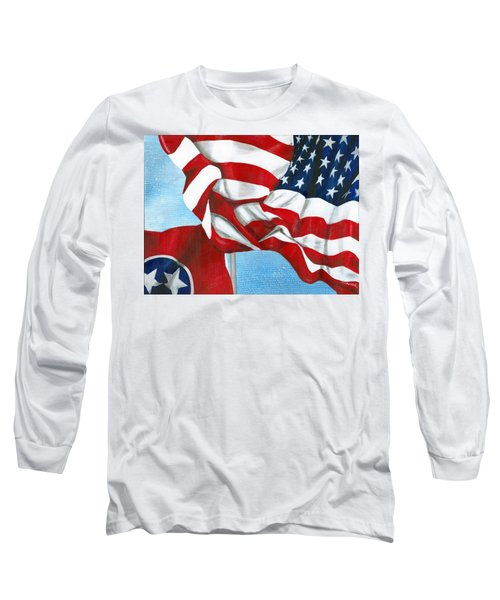 Tennessee Heroes Long Sleeve T-Shirt