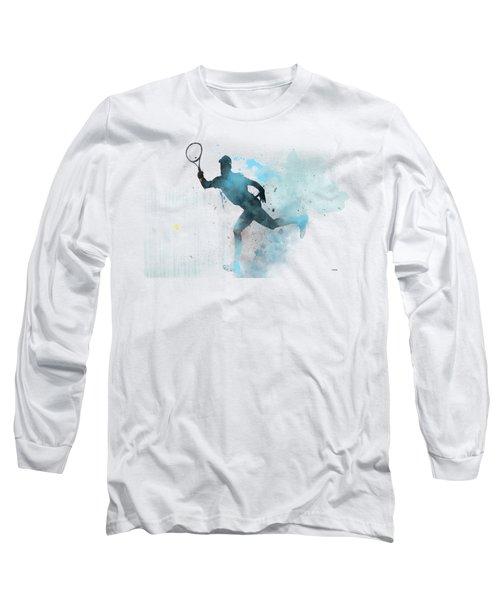 Tennis Player -19 Long Sleeve T-Shirt