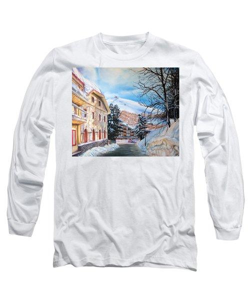 Terminillo Long Sleeve T-Shirt