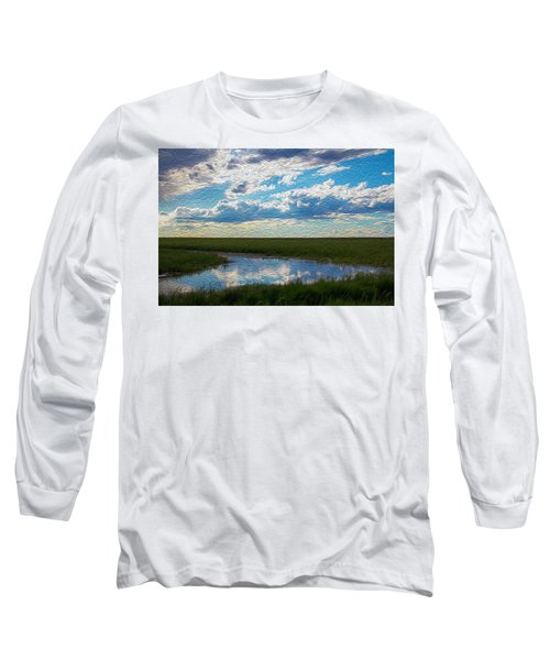 Terrace Pond Long Sleeve T-Shirt