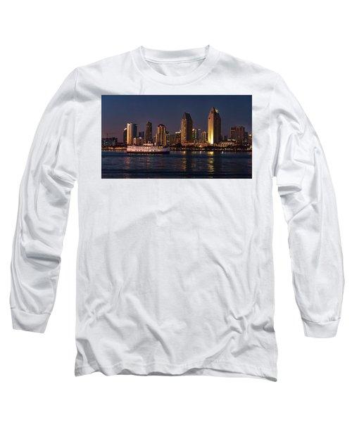 Test 20x36 Long Sleeve T-Shirt