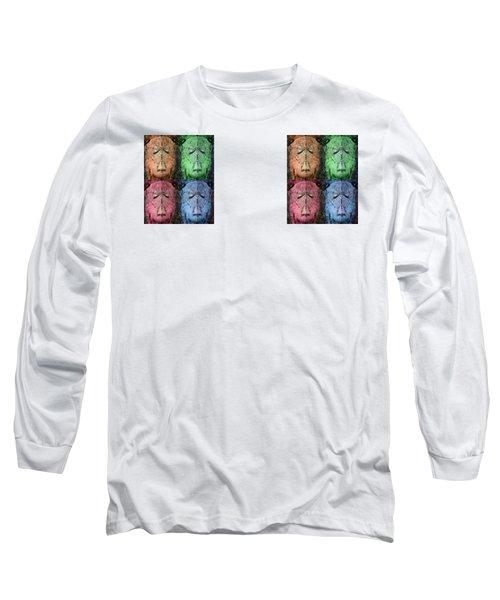Test For Mug Long Sleeve T-Shirt