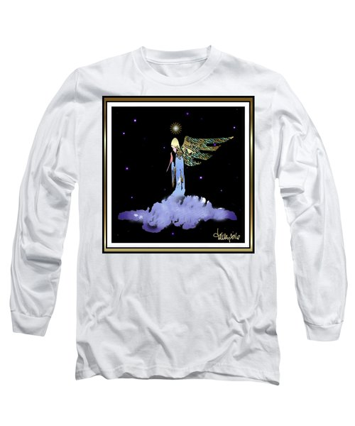 Heavenly Visit Long Sleeve T-Shirt
