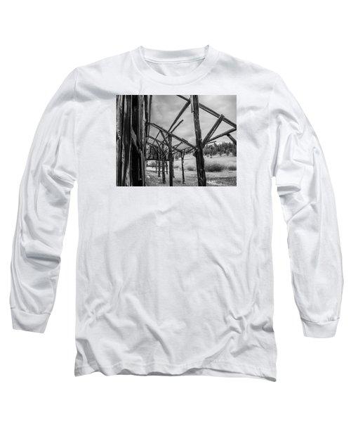 Testament Long Sleeve T-Shirt by Rhys Arithson