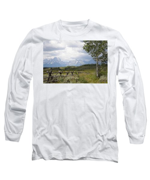 Teton Ranch Long Sleeve T-Shirt