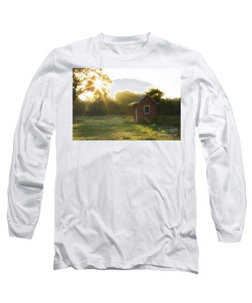 Texas Farm Long Sleeve T-Shirt
