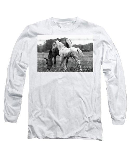 Texas Ranch  Long Sleeve T-Shirt