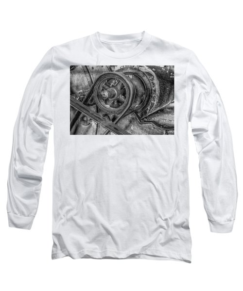 Textile Machinery Long Sleeve T-Shirt
