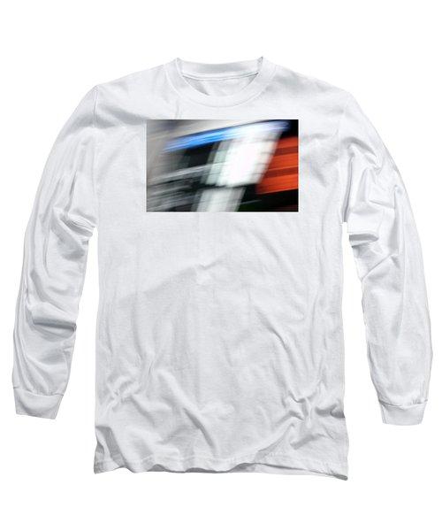 TGV Long Sleeve T-Shirt by Steven Huszar