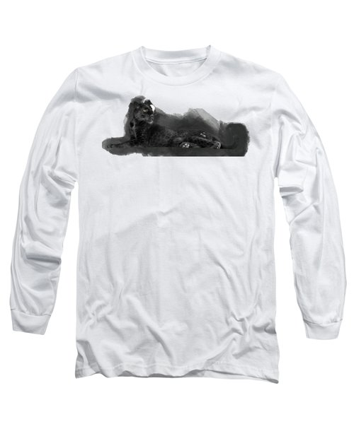 That Beautiful Black Panther Long Sleeve T-Shirt