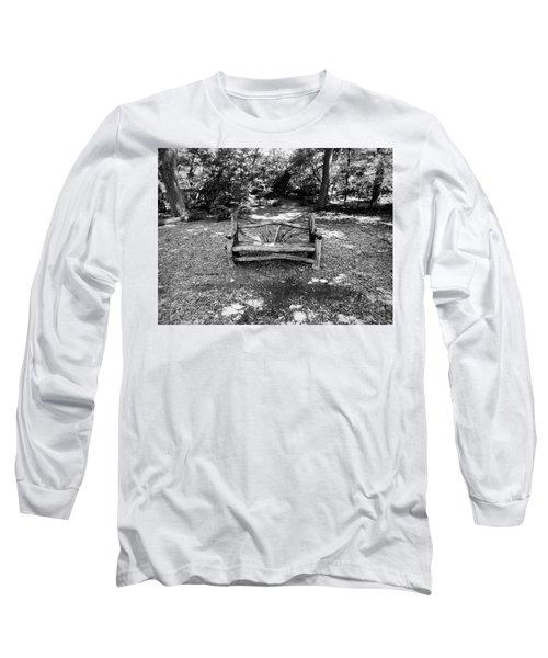 That Weird Bench One Long Sleeve T-Shirt