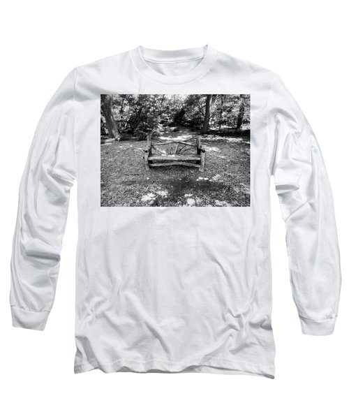 That Weird Bench One Long Sleeve T-Shirt