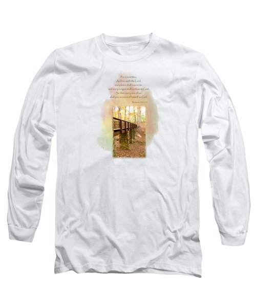 The Accounting Long Sleeve T-Shirt