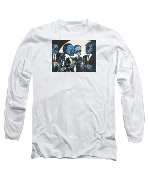 The Alien Rat Pack Long Sleeve T-Shirt