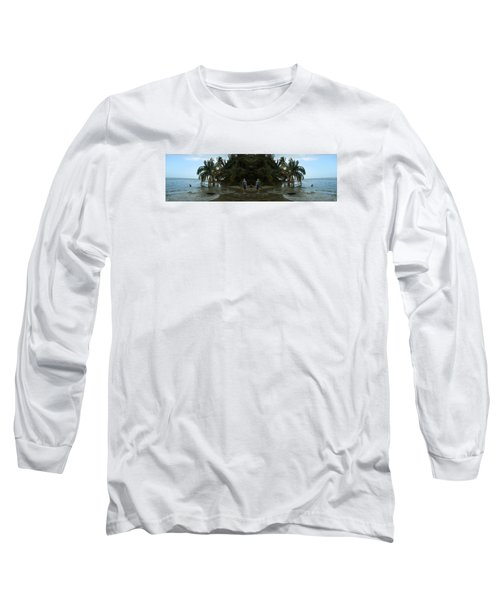 The Amazing Beach Long Sleeve T-Shirt