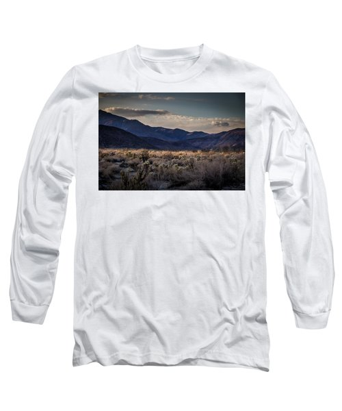 Long Sleeve T-Shirt featuring the photograph The American West by Peter Tellone