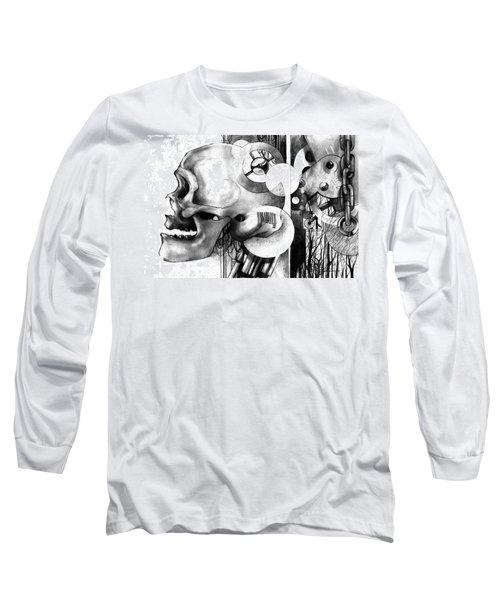 The Ancient Machine Long Sleeve T-Shirt