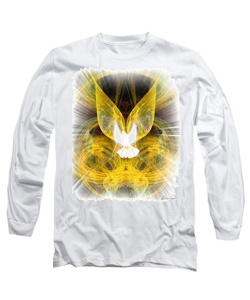 The Angel Of Forgiveness Long Sleeve T-Shirt