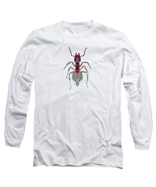 The Ant Long Sleeve T-Shirt by BittenByErmines