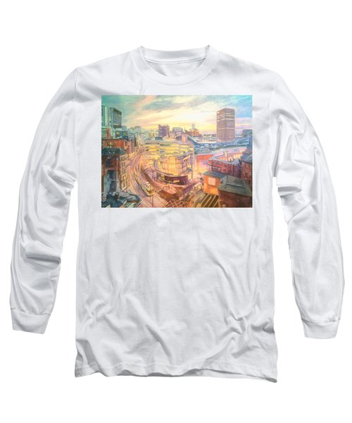 The Arndale Carpark, Manchester Long Sleeve T-Shirt