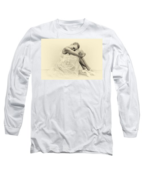 Le' Ballerina Long Sleeve T-Shirt