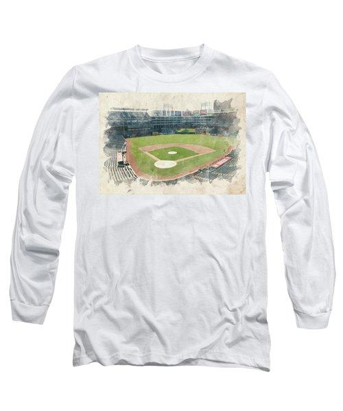 The Ballpark Long Sleeve T-Shirt