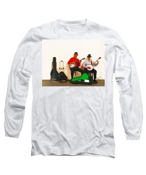 The Banjo Dudes Long Sleeve T-Shirt