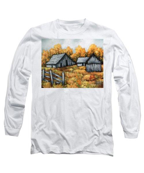 The Barns Long Sleeve T-Shirt