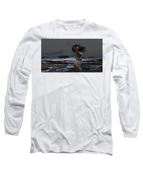 The Beach 2 Long Sleeve T-Shirt