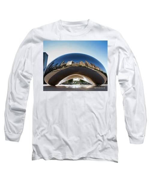 The Bean's Early Morning Reflections Long Sleeve T-Shirt