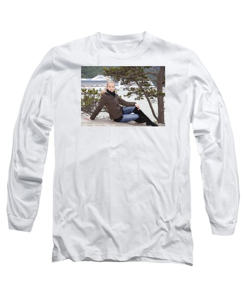 The Beautiful Traveler Long Sleeve T-Shirt