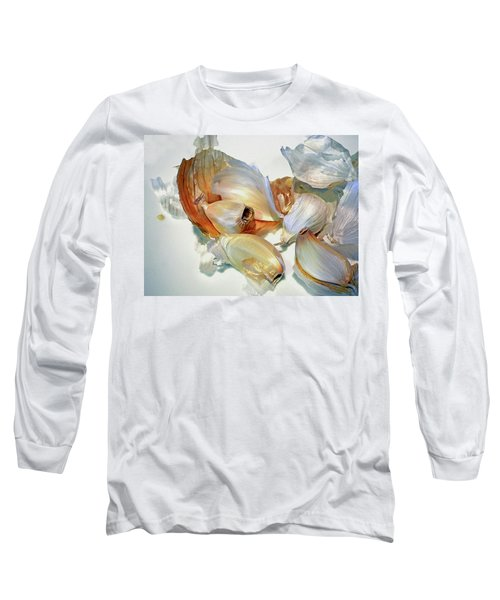 The Beauty Of Garlic Long Sleeve T-Shirt