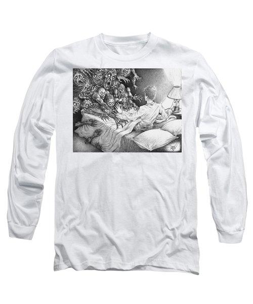 The Bedside Lamp Long Sleeve T-Shirt
