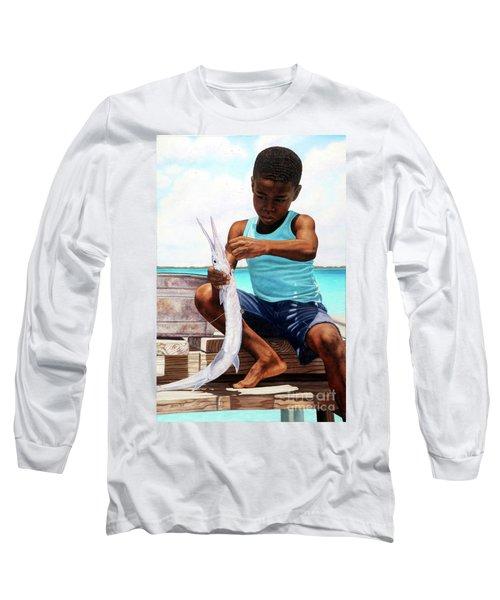The Big Catch Long Sleeve T-Shirt