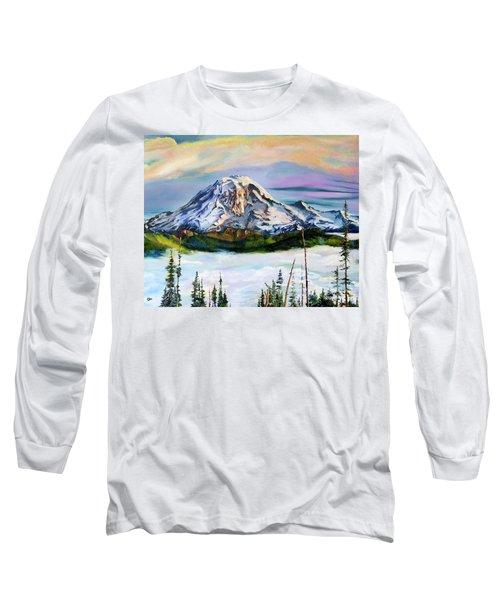 The Big Fella Long Sleeve T-Shirt