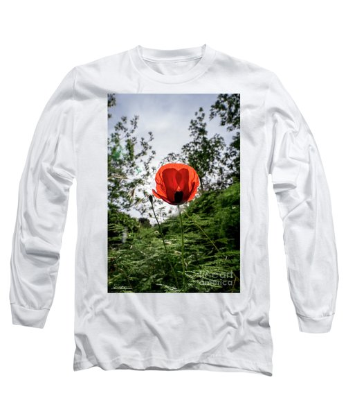 The Big Red 02 Long Sleeve T-Shirt