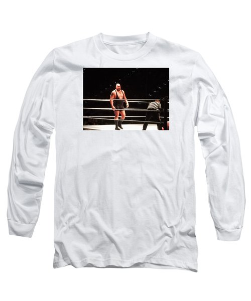 The Big Show Long Sleeve T-Shirt by Paul  Wilford
