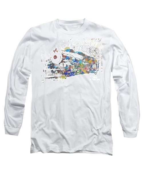 The Big Train Long Sleeve T-Shirt