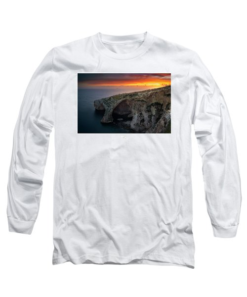 The Blue Grotto Long Sleeve T-Shirt