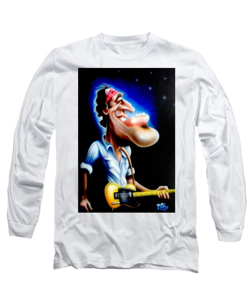 The Boss Long Sleeve T-Shirt