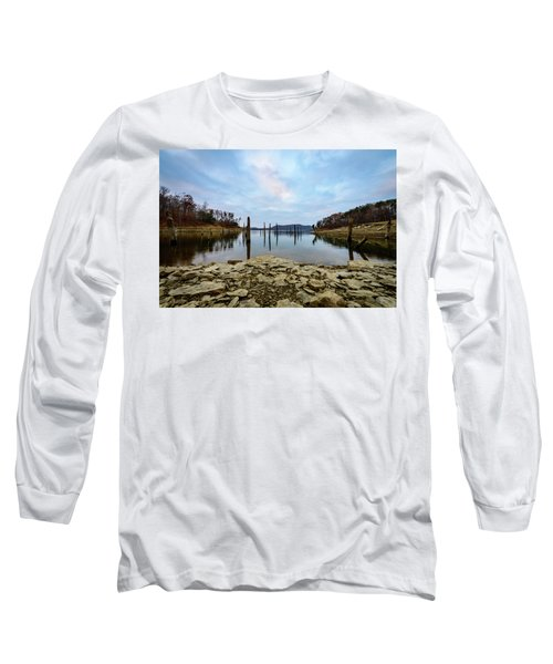 The Bottom Of The Lake Long Sleeve T-Shirt