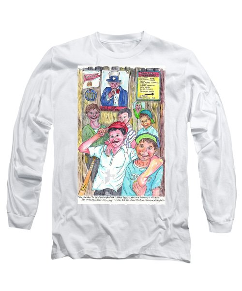 The Boys Of Spring Long Sleeve T-Shirt