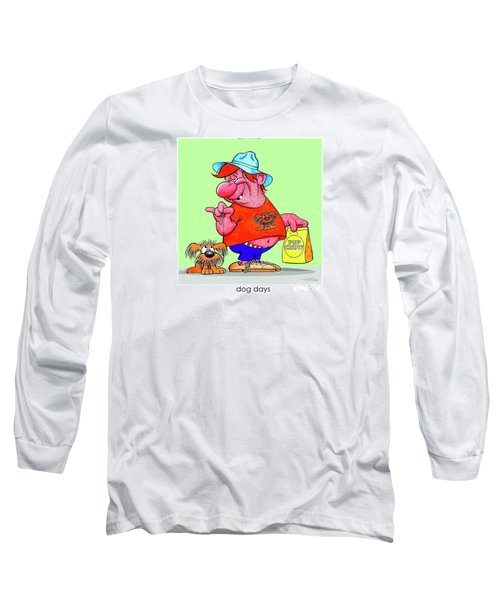 The Bozo Collection 4 Long Sleeve T-Shirt